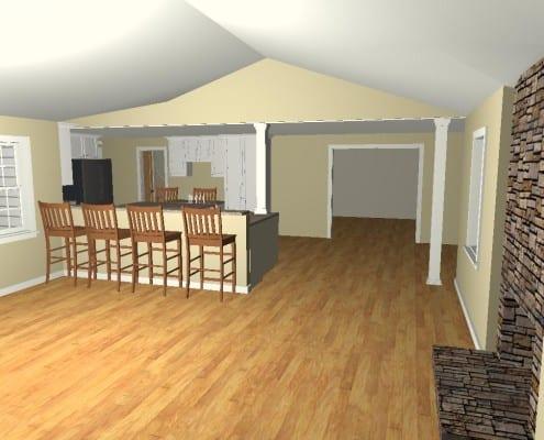 3D Design Kitchen