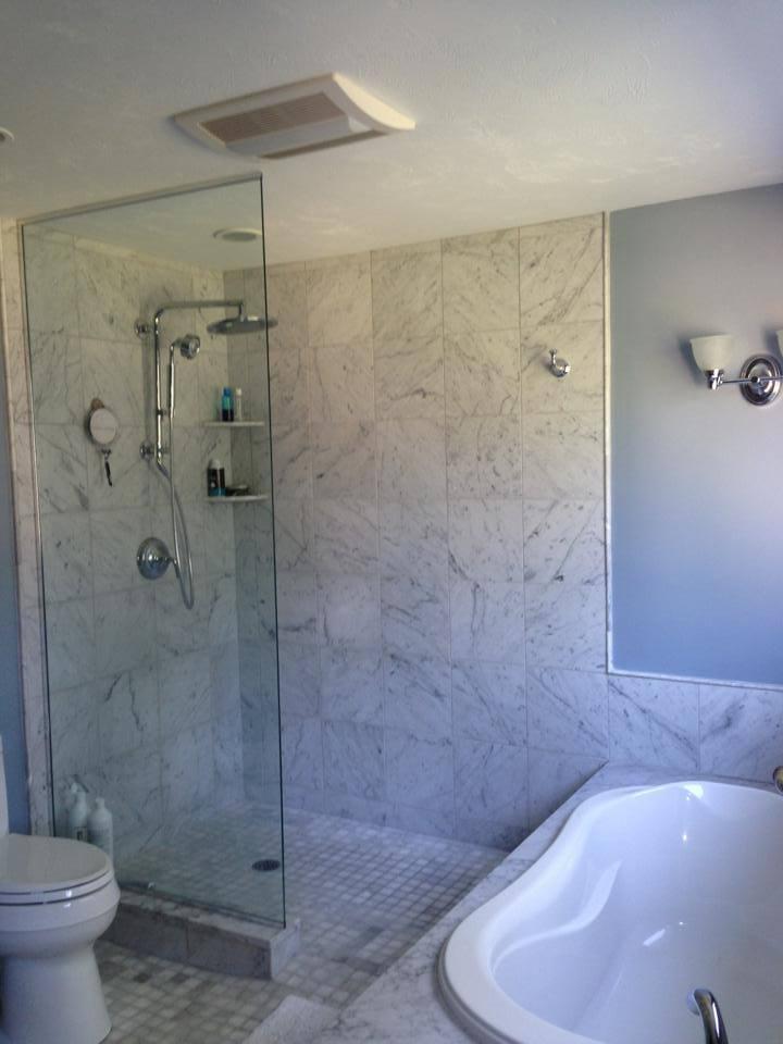 Master Bathroom Remodel Hopkinton MA