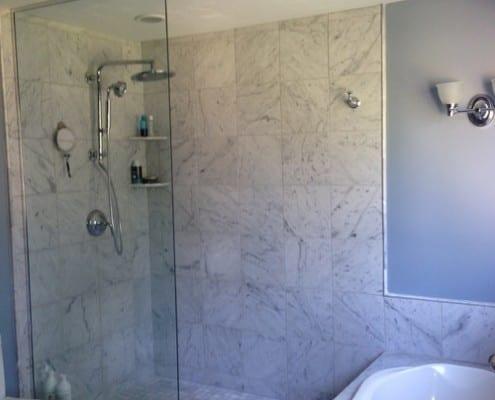 Gallery Remodelwerks Design Build Contractor - Bathroom remodel shrewsbury ma