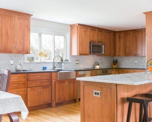Kitchen Remodel Westborough Ma